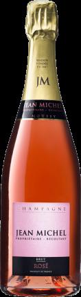Champagne Jean Michel - Rosé (bouteille transparente)